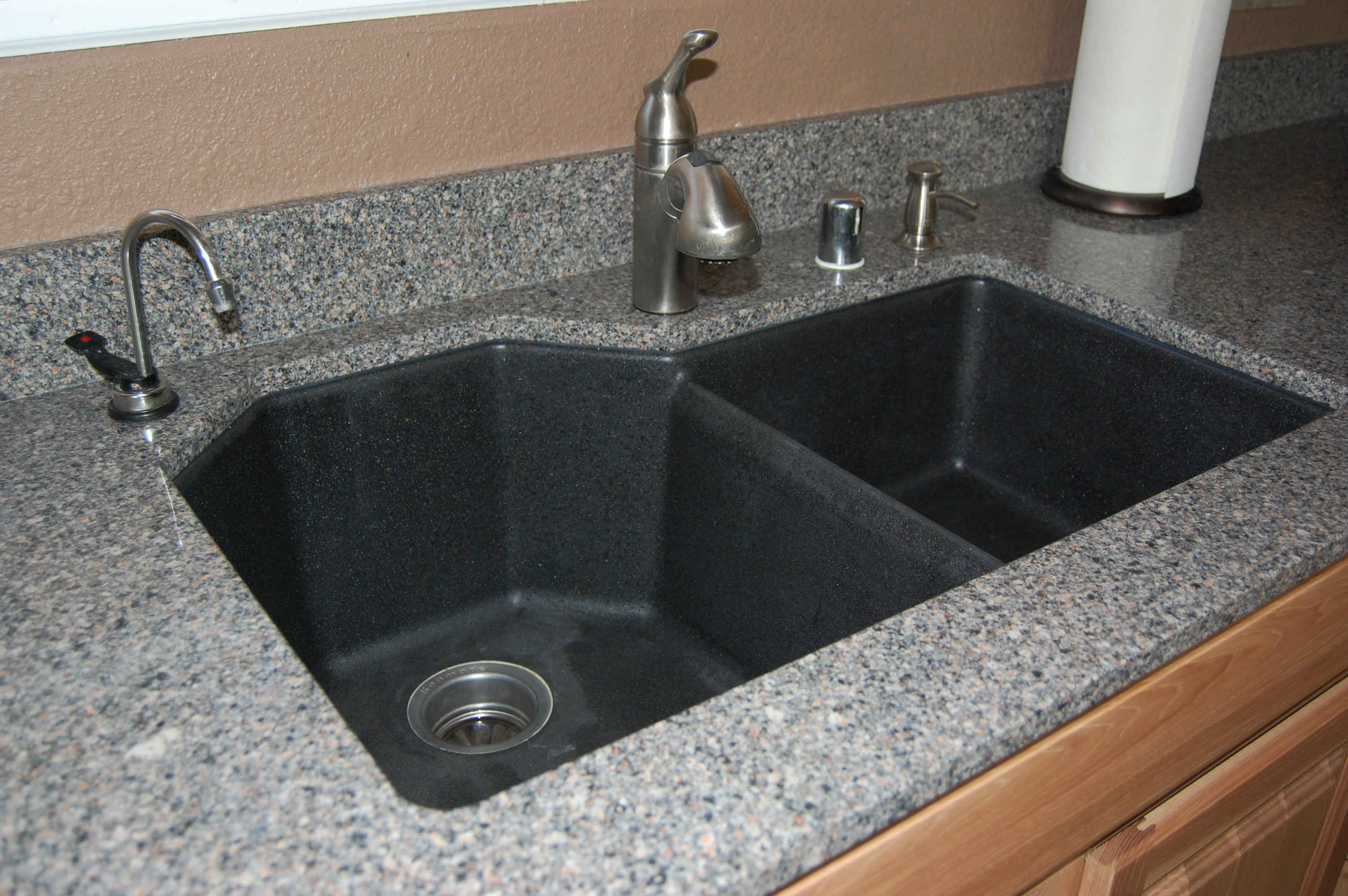 Undermount sink : jennheffer